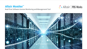 Altair Monitor: Real-Time Software License Monitoring and Management Tool