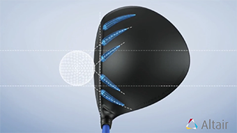 Ping Golf: Using CAE and HPC for Virtual Prototyping