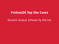 Top Use Cases: ProteusDS