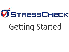 ESRD StressCheck Tutorial Videos