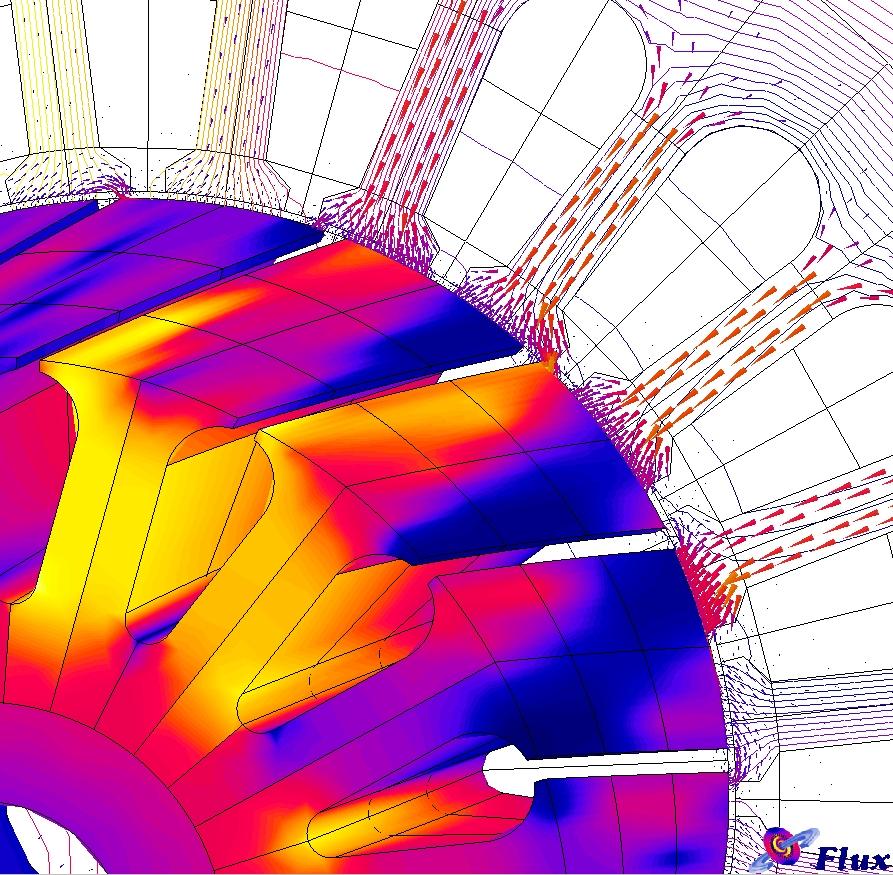Flux Webinar: Starter Motor Design - Generator