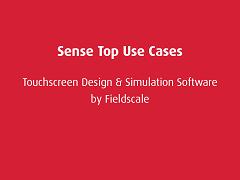 Top Use Cases: Sense