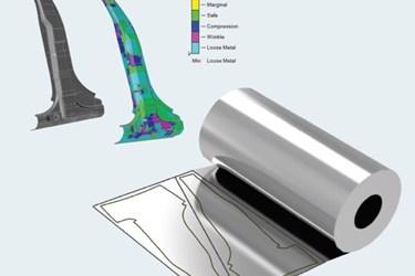 Simulation-Driven Design of Sheet-Metal Components