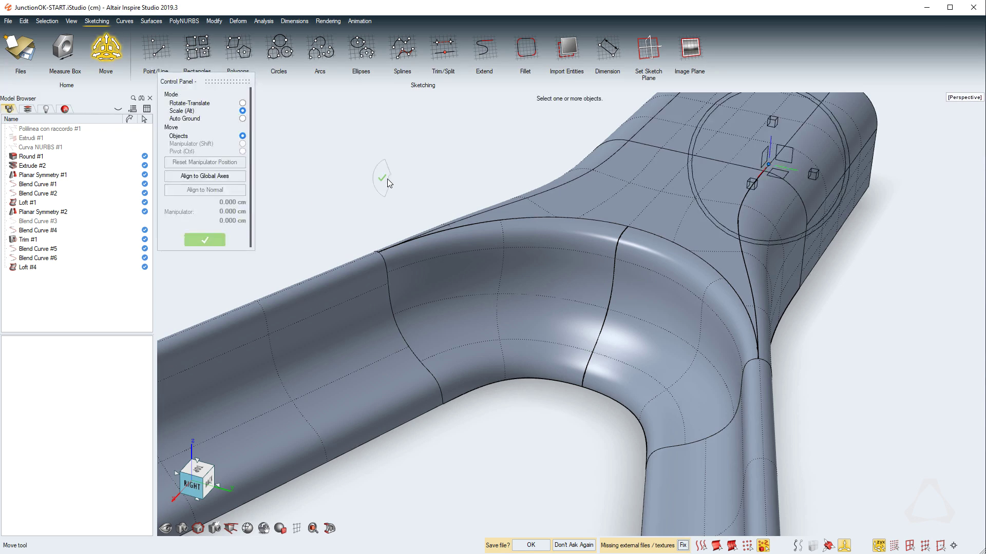 Create and Control NURBS Curves & Surfaces