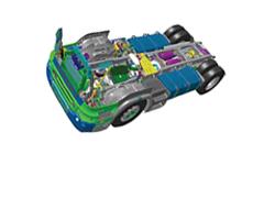 Simulation Speeds Modular Truck Development Process