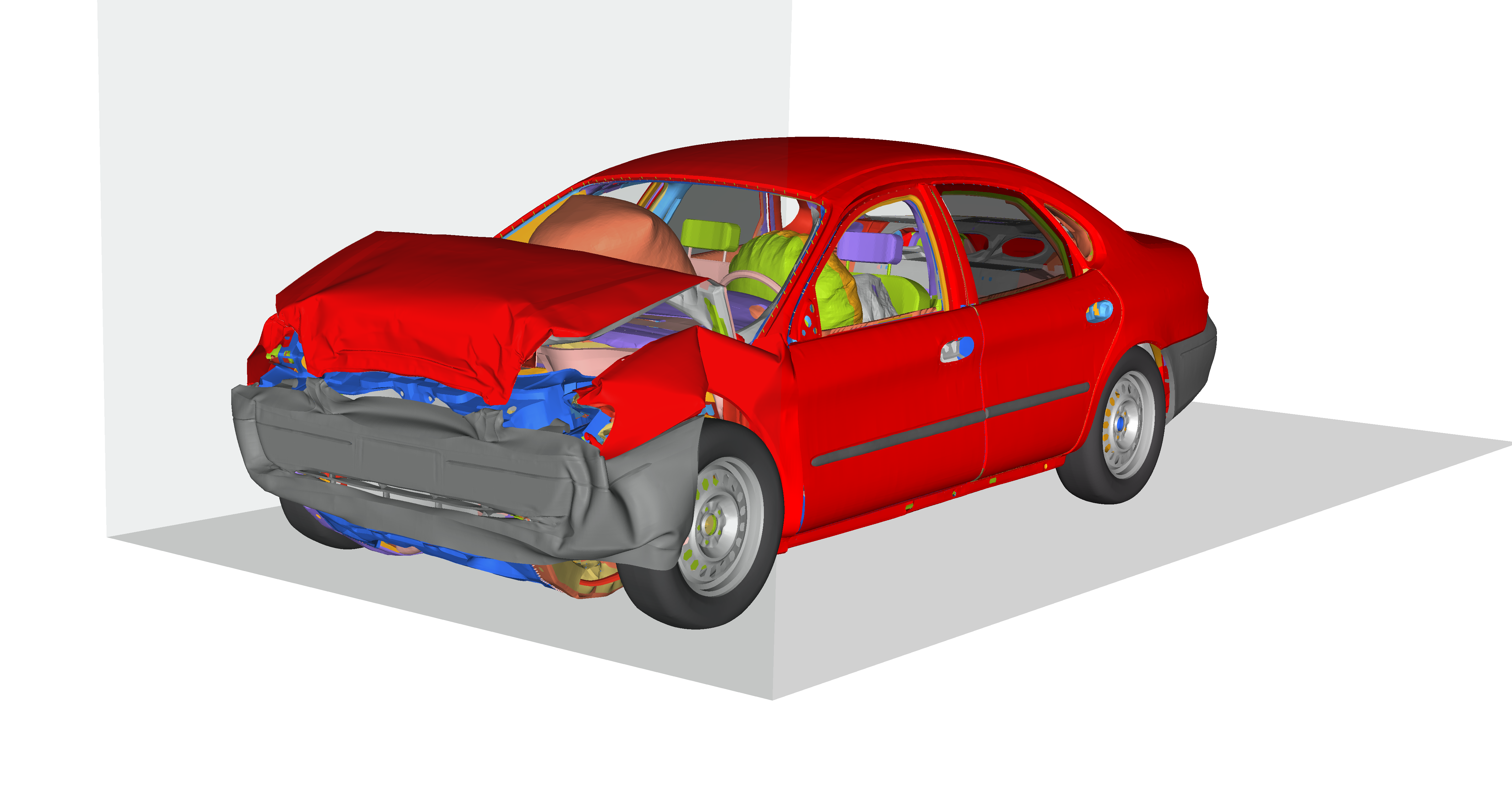 Webinar: Optimizing High-Fidelity Crash & Safety Simulation Performance