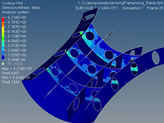 HyperWorks for Aerospace: Results Visualization and Interrogation