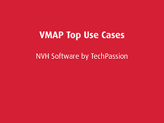Top Use Cases: VMAP