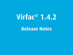 Release Notes: Virfac® 1.4.2