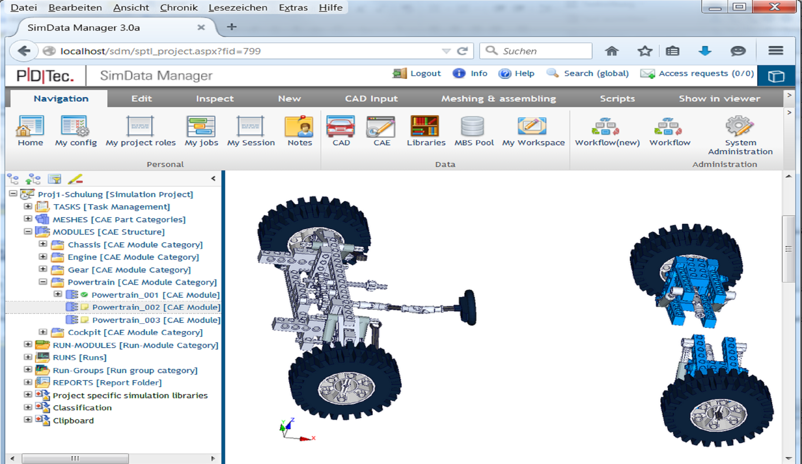 Introduction to SimData Manager by PDTec AG