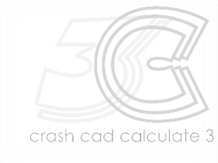 What's New - Crash Cad Calculate 3.0