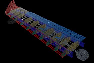 Altair Aerospace: FE Model Setup and Validation