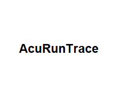 AcuRunTrace Program Reference Manual