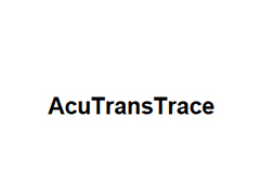 AcuTransTrace Program Reference Manual