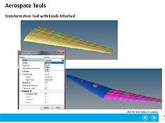 HyperMesh 14.0 - Aerospace Tools Overview