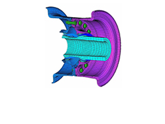 HyperWorks Cuts CAE Modeling Time by Up to 50 Percent at Dunlop Aerospace