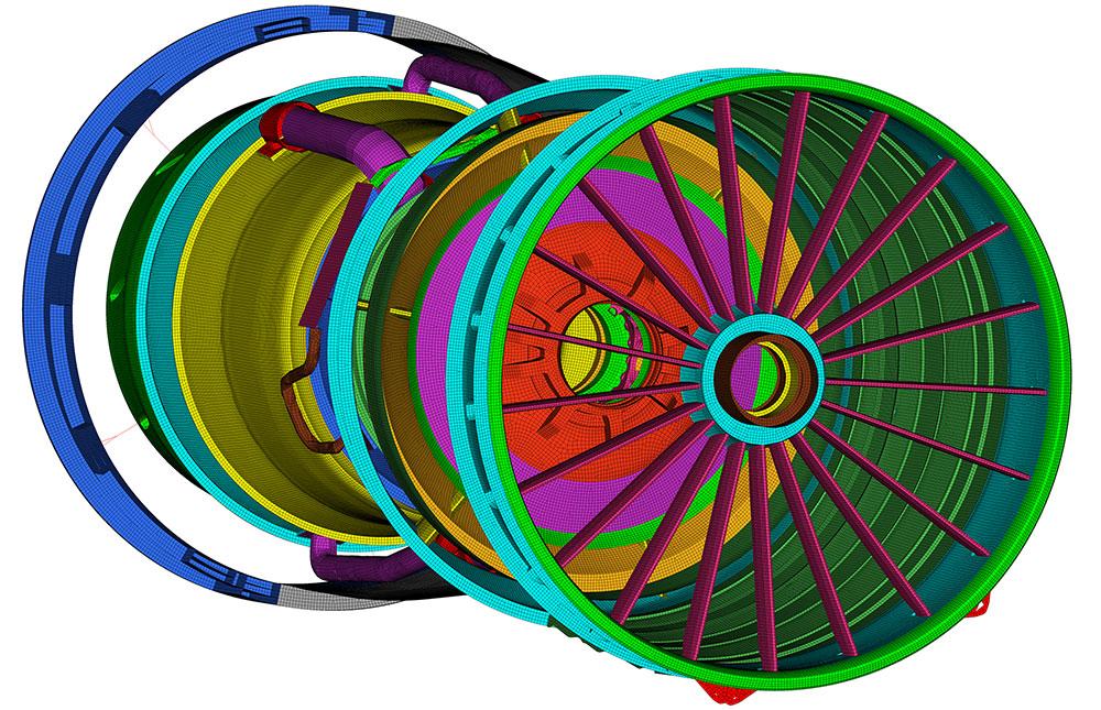 HyperMesh TecDay - Lead Time Reduction beim Composites Modellaufbau - 19.11.2013