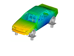 Smart Multiphysics Co-simulation with MotionSolve and Simulink for Mechanical System Control
