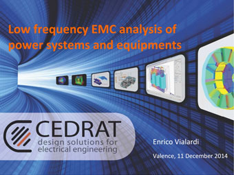 Low Frequency EMC Analysis of Power Systems and Equipments