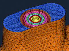 Shape Optimization of a Cylinderhead Gasket using HyperMorph