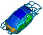 Applications of OptiStruct Optimisation on Body in White Design