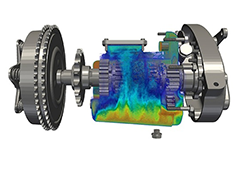 Webinar: Shifting Gears - GPU Particle Based Simulations for Gear-train and Powertrain Components