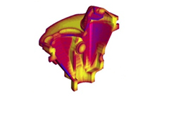 NovaFlow&Solid CV - Improved casting quality and strength using casting process simulation efficiently