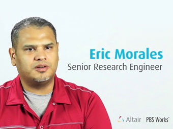 PING Video Testimonial for Altair