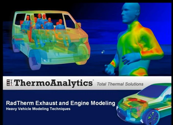 Engine and Exhaust Modeling in TAITherm