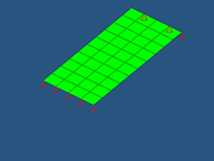 RD-2050 Random Response Analysis of a Flat Plate