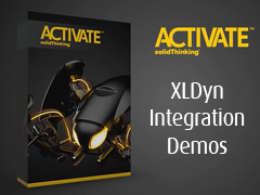 solidThinking Activate and XLDyn Integration