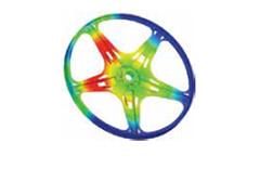 三星利用OptiStruct进行洗衣机零部件再设计,实现轻量化设计