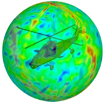 FEKO: Scattering and Radar Cross Section