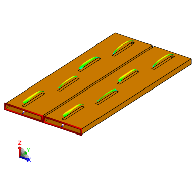 Slotted Waveguide Array