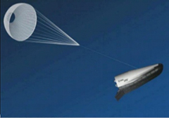 Study on structural behavior of an atmospheric re-entry vehicle during ditching