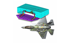 F-35 Joint Strike Fighter Structural Component Optimization