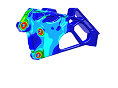 Significant Weight Reduction by Using Topology Optimization in Volkswagen Design Development