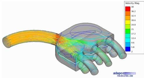 Parametric Optimization of Fluid Dynamic Simulations using StarCD