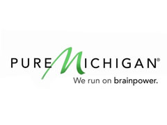 Pure Michigan. We run on Brainpower