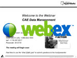 CAE Data Management