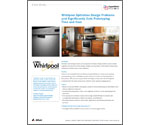 Whirlpool Optimizes Design Problems and Significantly Cuts Prototyping Time and Cost