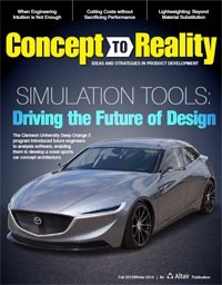 Altair Concept to Reality Latest Issue