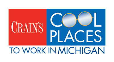Cool Places to Work in Michigan secondo Crain