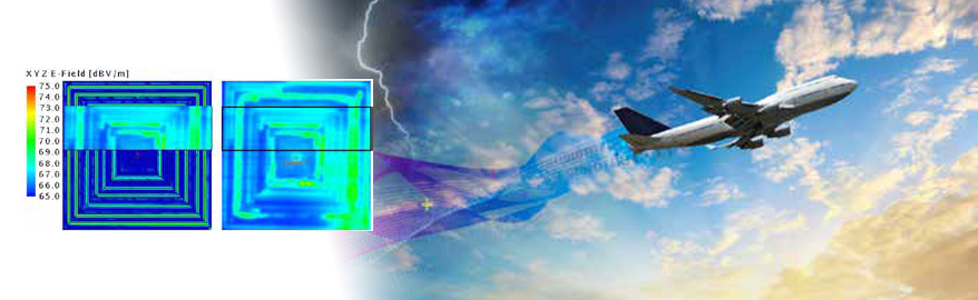 NASA Develops Wireless Sensors to Detect Lightning Strike Damage to Composite Aircraft