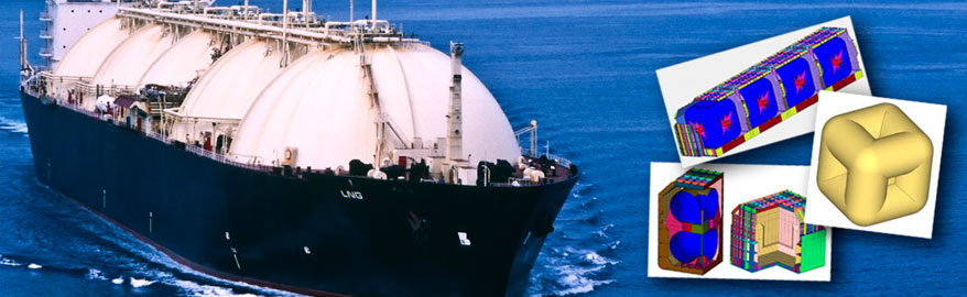 University of Michigan - Altair Partners with Prof. Emeritus to Enhance Patented LNG Carrier Tank System