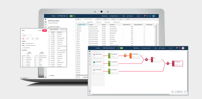 Enterprise Level Data Automation