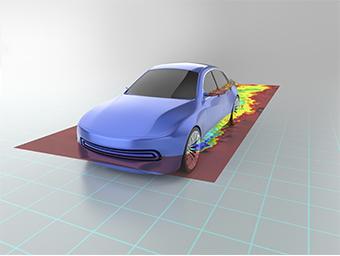 Ultra-fast CFD for external aerodynamics   ultraFluidX