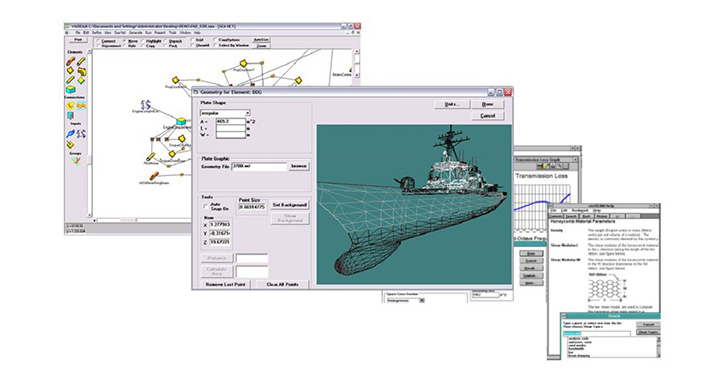 SEAM is an accepted analysis procedure for many industries, including major shipyards.