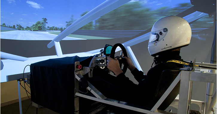 With the help of MapleSim, VI-grade creates breakthrough vehicle driving simulator technology
