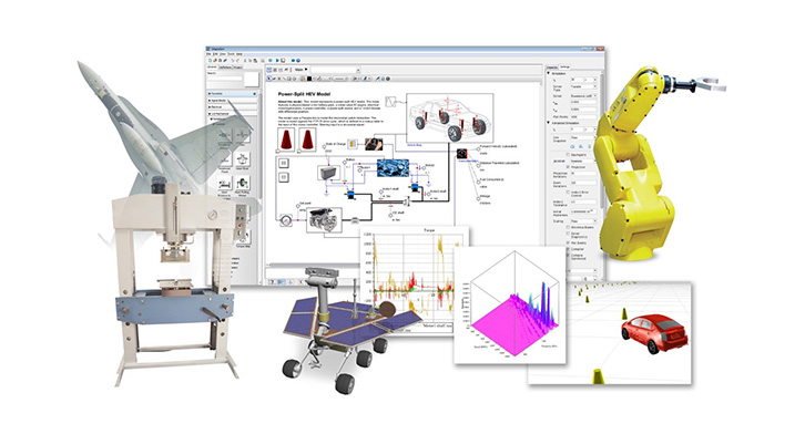 Advanced Physical Modeling & Simulation Tool | MapleSim